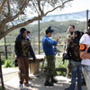 1st Paintball tournament at Paintball Crete on 28-29 March 2009