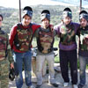 2nd Paintball tournament at Paintball Crete on 28-29 November 2009